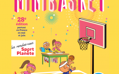 Fête du Minibasket 2021